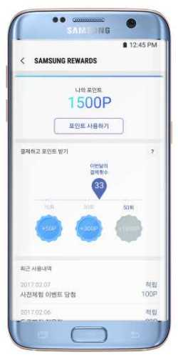 Samsung Pay Mini Payments