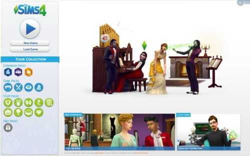 The Sims 4 Anniversary Edition