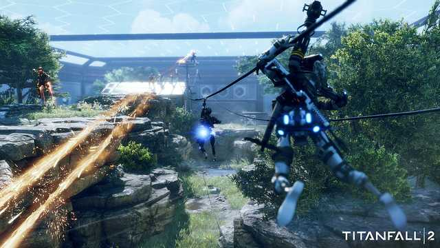 Xbox One's Titanfall 2 video game getting a big free update today