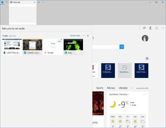 Windows 10 Default Browser