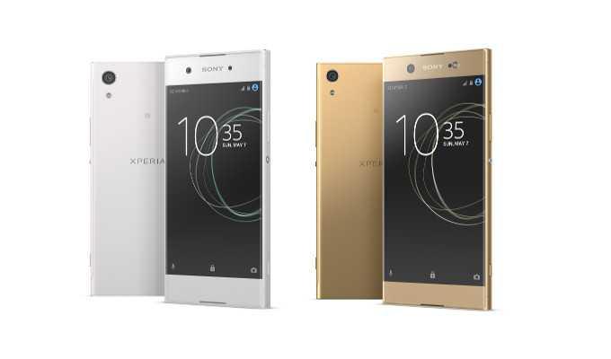 Sony Xperia XA1 and Sony Xperia XA1 Ultra