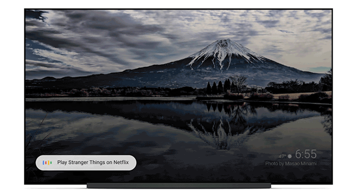 Google Assistant on Android TVs