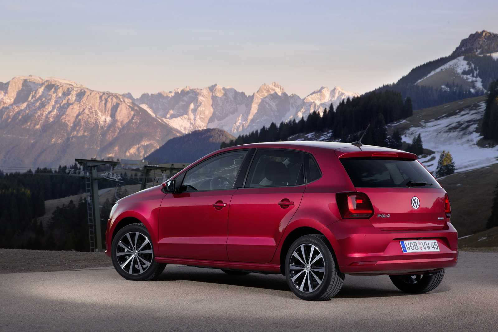 All-New Volkswagen Polo To Debut At The 2017 Frankfurt Motor Show
