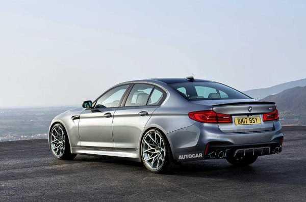 BMW M5 Four-Wheel Drive