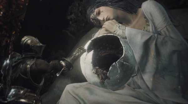 Dark Souls 3 Ringed City