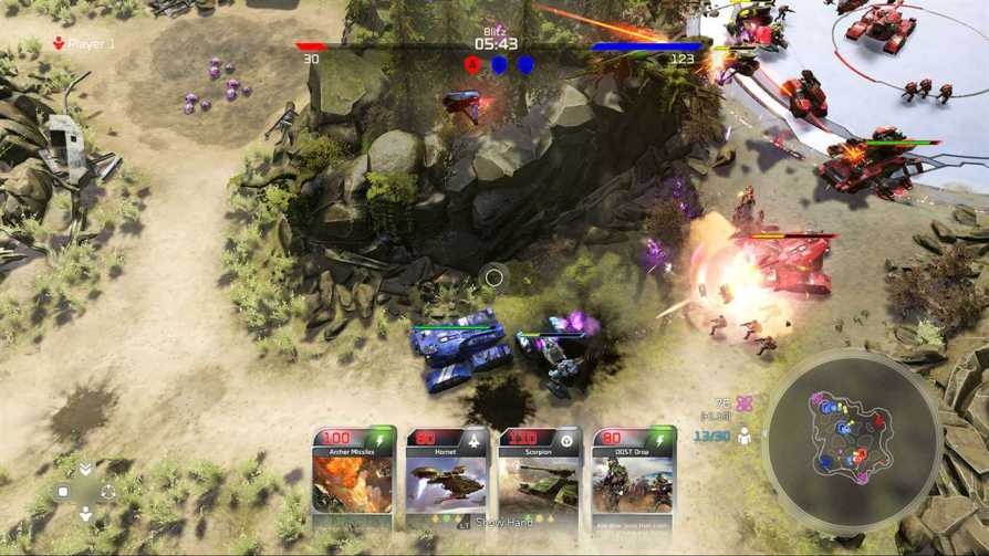 Halo Wars 2 Demo