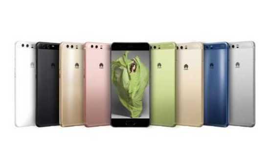 Huawei P10 and P10 Plus