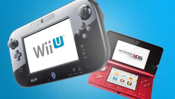 Nintendo 3DS and Wii U