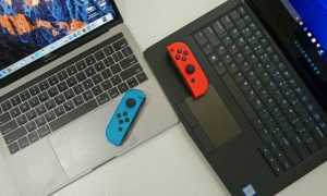 Nintendo Switch JoyCon Connectible