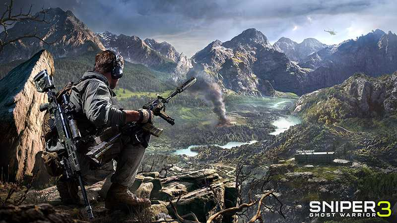 Sniper Ghost Warrior 3 Delayed to April 25th