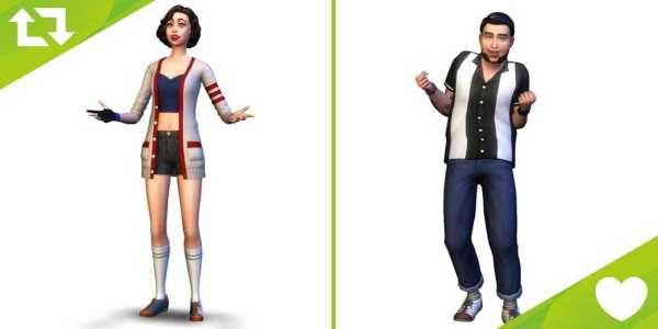 The Sims 4 Bowling Night Stuff pack