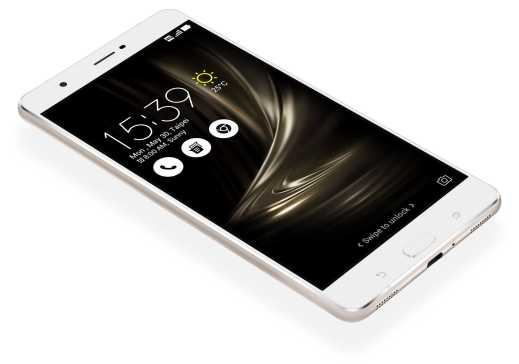 ASUS ZenFone 3 Ultra Android 7.0 Nougat