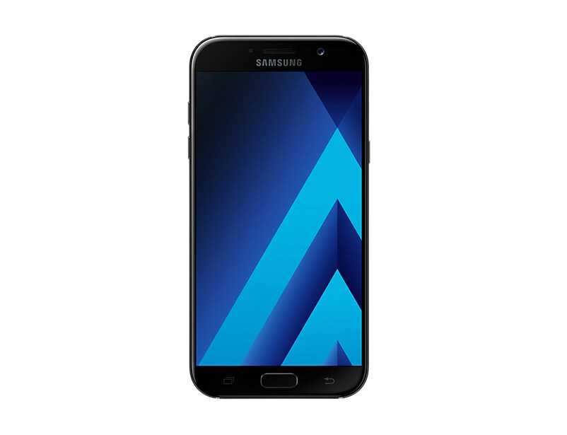 Samsung Galaxy A5 2015 and Galaxy A5 2017