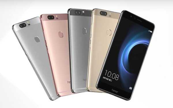 Huawei Honor V8 Android 7.0 Nougat