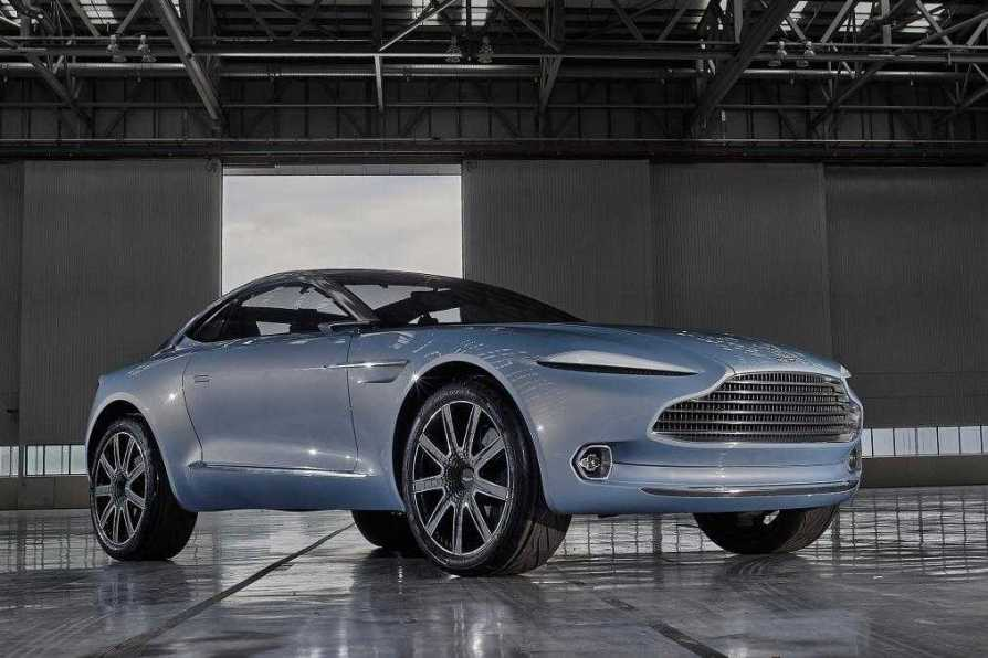 Aston Martin DBX Crossover Photo