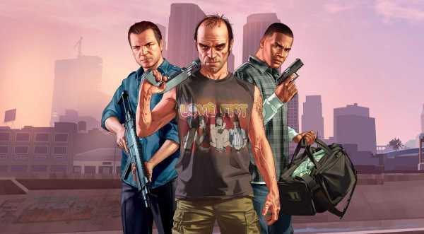 GTA V Red Dead Redemption Mod