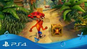 PS4 Crash Bandicoot N. Sane