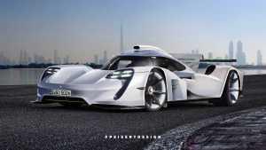 Porsche 919 Hypercar