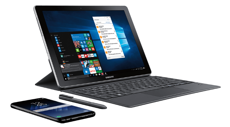 Samsung Galaxy Book tablets blend Windows 10 and Intel CPUs