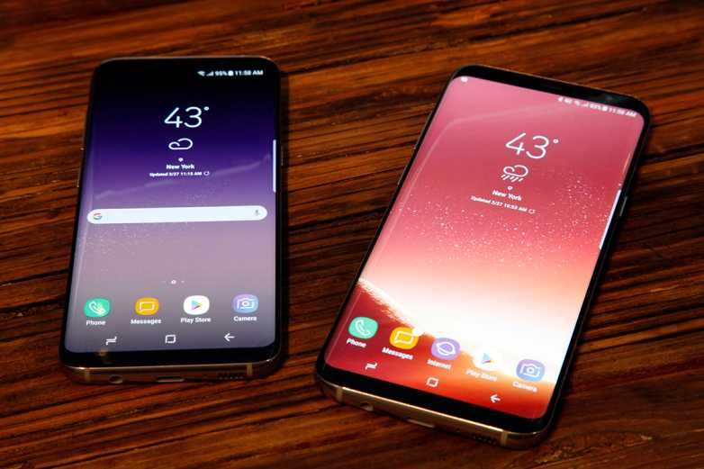 Samsung Has Strong Demand for Galaxy S8 and S8+