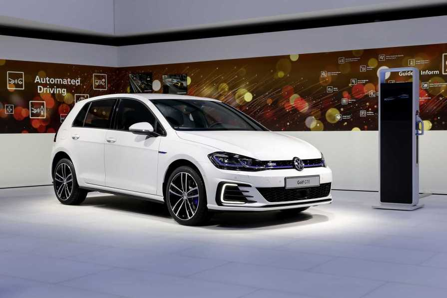 The New Volkswagen Golf Gte Costs Less Than The Outgoing Model