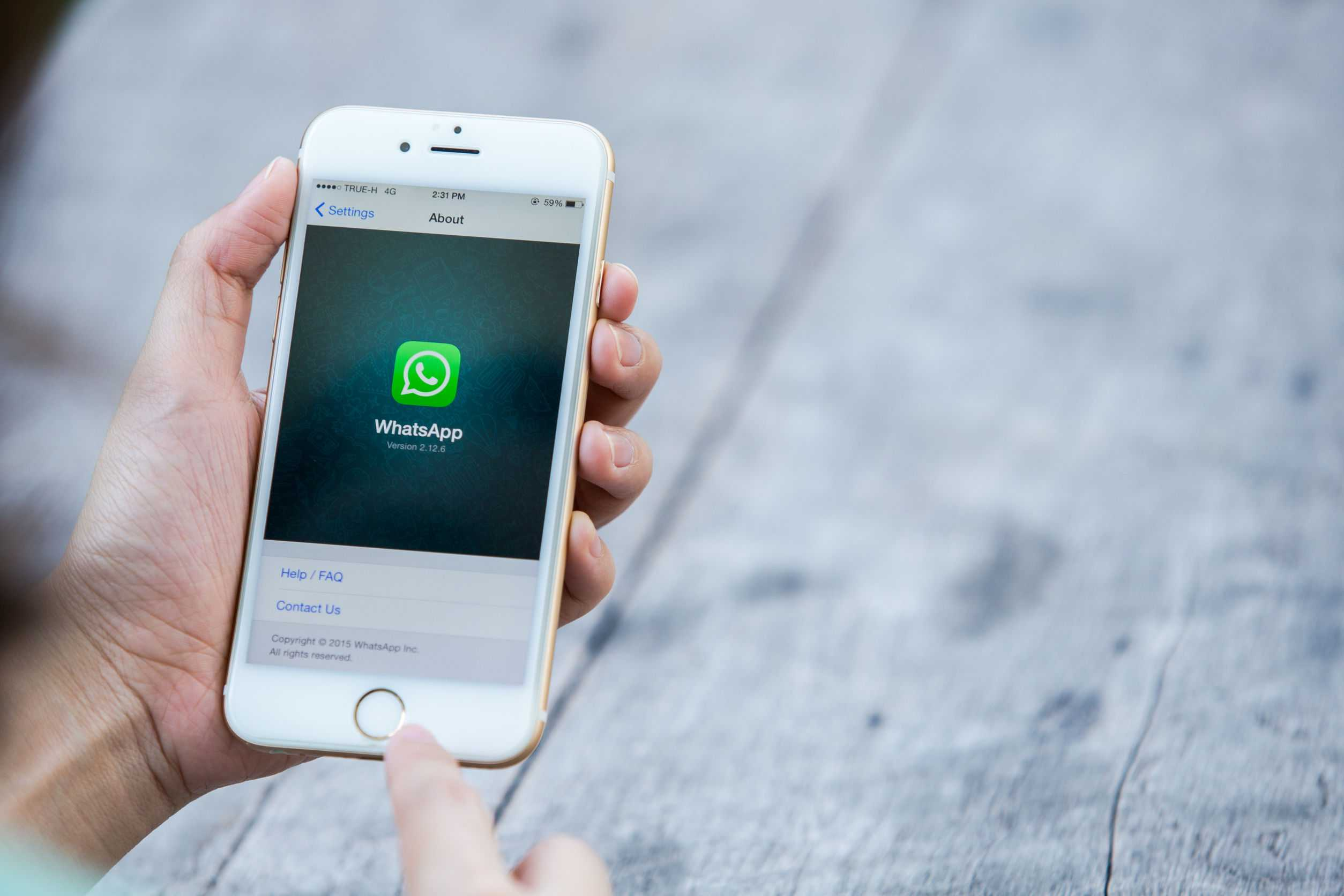 WhatsApp Update Now Lets Siri Read Your Latest Messages