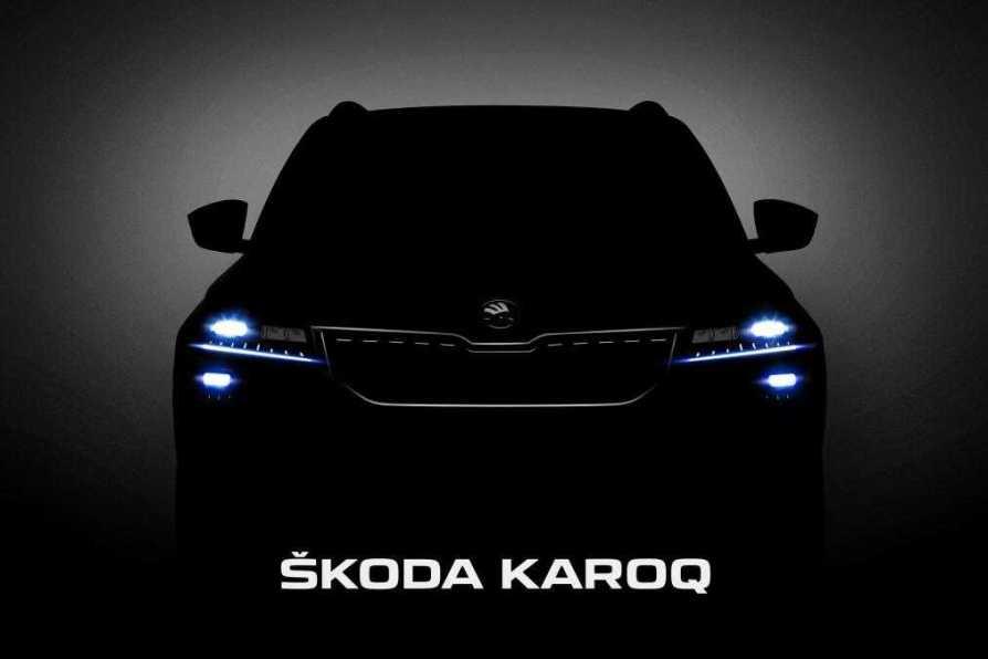 2017 Skoda Karoq SUV