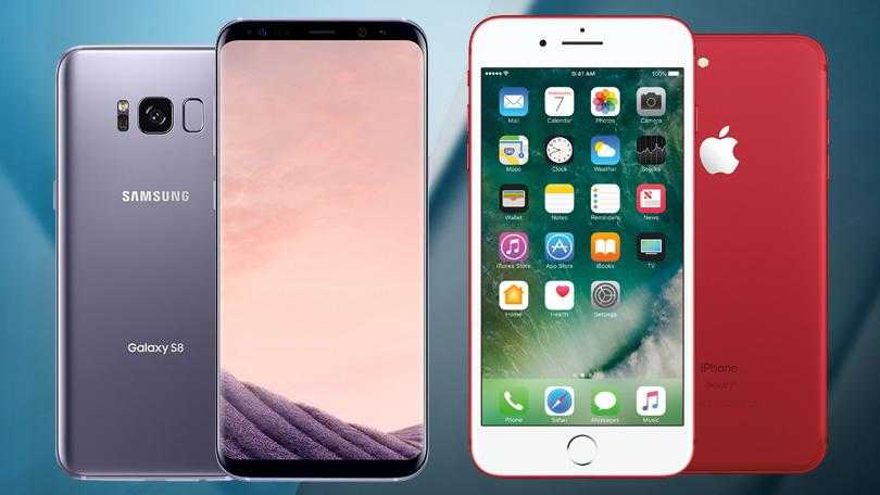 Apple's iPhone Tops Samsung in First Quarter