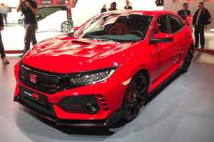 Honda Type Civic R