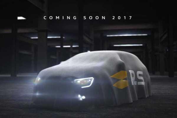 Megane RS Renaultsport