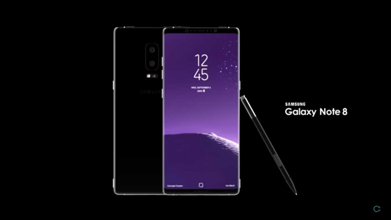 5 things samsung galaxy note 8 needs to fix the few galaxy. Black Bedroom Furniture Sets. Home Design Ideas