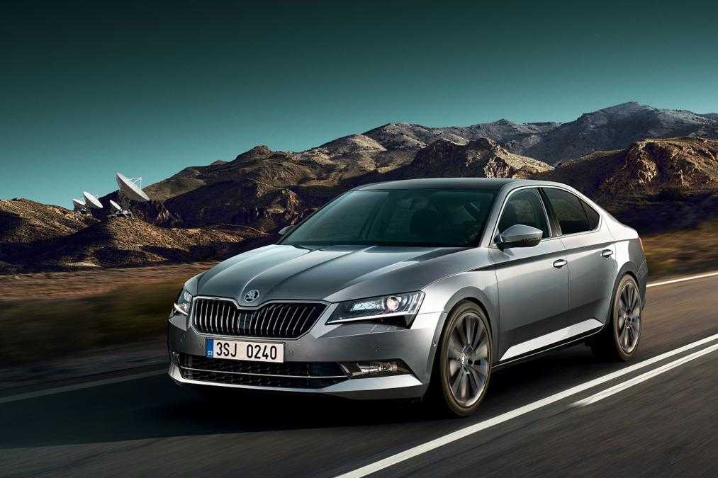 Skoda boosts equipment on Superb flagship models