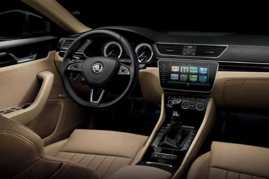 Skoda Superb Equipment Interior