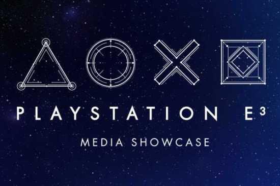 Sony E3 2017 PS4