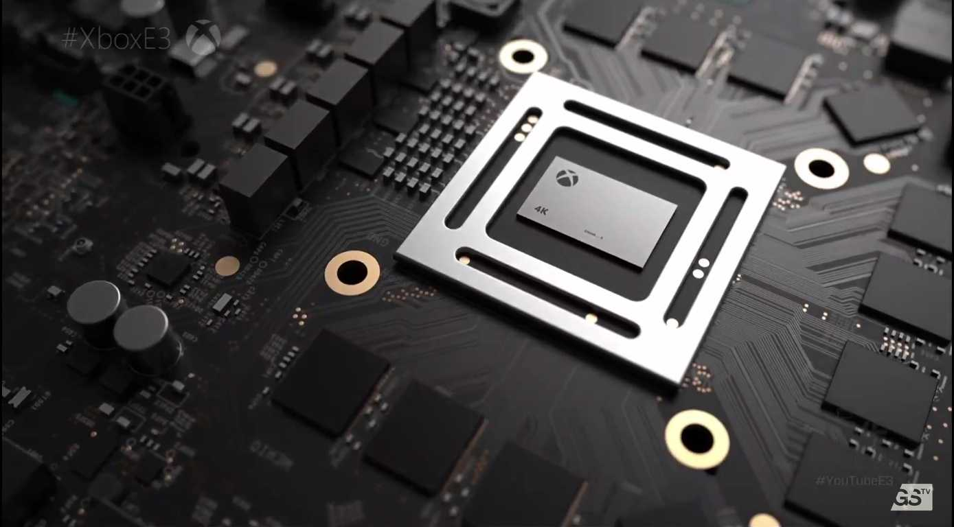 Microsoft Puts Light To Xbox Scorpio Frame Rate/Fidelity