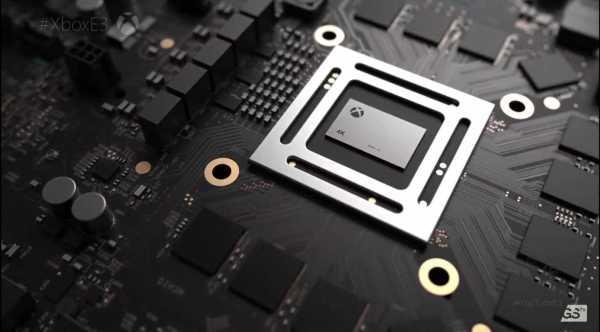 Xbox Scorpio Console