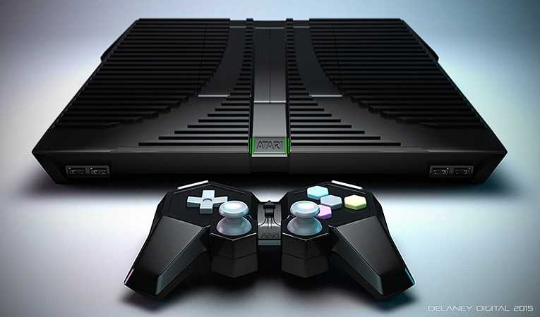 Atari Gets Back In The Console Game With Ataribox