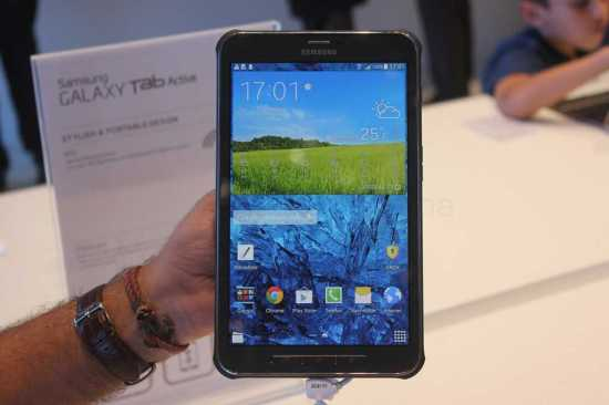 Galaxy Tab Active 2