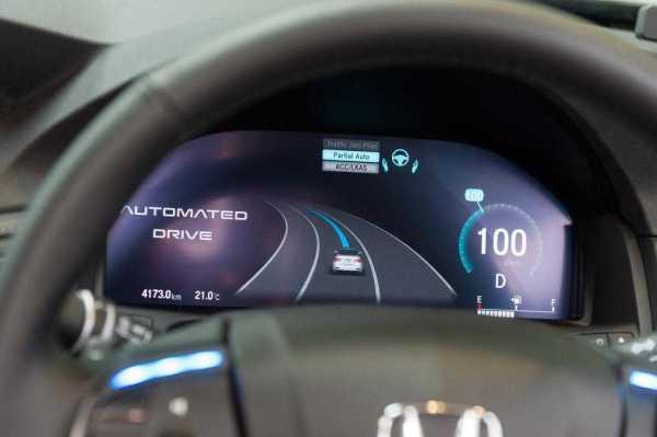 Honda EV Self-Driving by 2025