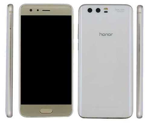 Huawei Honor 9 with Dual Camera