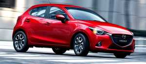 Mazda 2 Tech