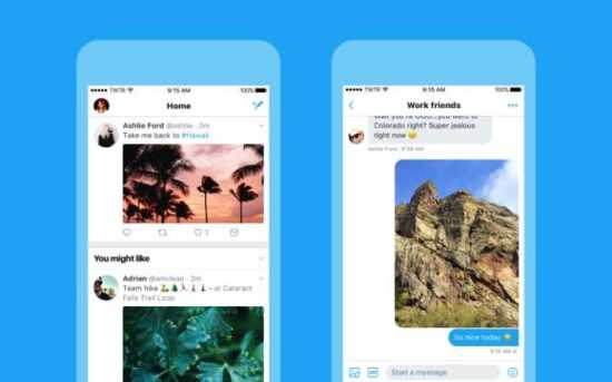 Twitter Major Redesign