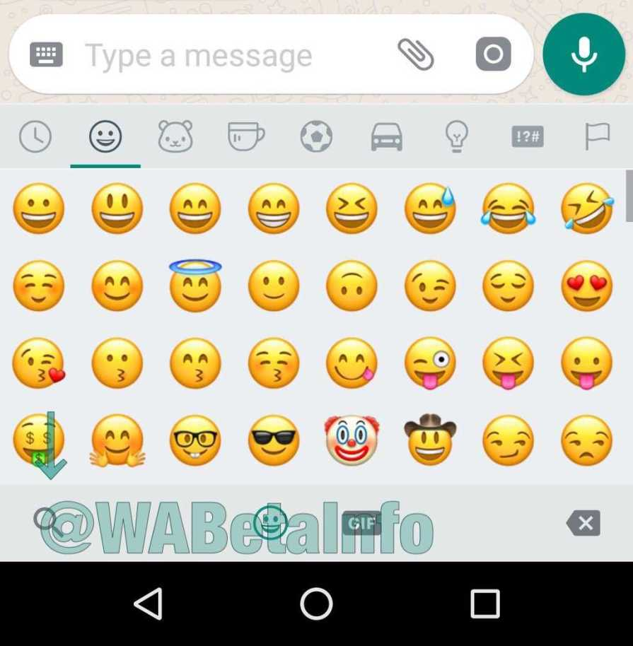 Whatsapp Will List Latest Photos And Lets You Search Emojis