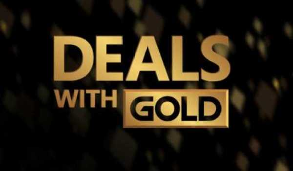 Xbox 360 Deals with Gold