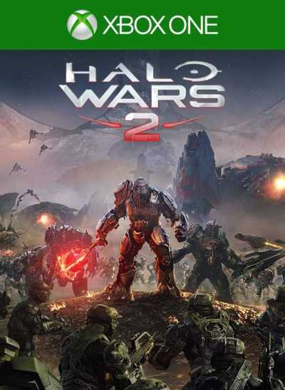 Xbox Halo Wars 2