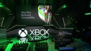 Xbox One Backward Compatible