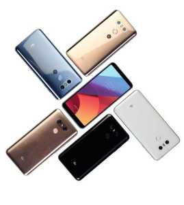 LG G6, LG G6+