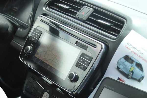 22018 Nissan Leaf with ProPilot