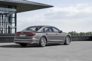 Audi A8 Autonomous Car