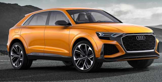 Audi RS q8 sport concept